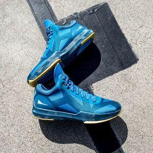 6b8b548543d Brandblack Rare Metal Lightning Sneaker - Blue